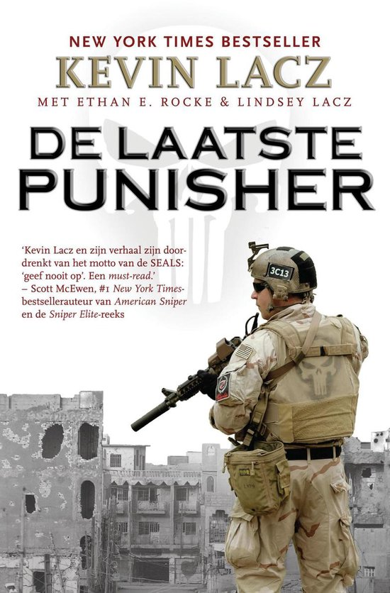 De laatste Punisher - Kevin Lacz |