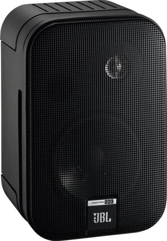 JBL Control One - Boekenplank Luidspreker - set van 2 - Zwart