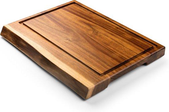 Style de Vie Snijplank - Met natuurrand - 40x29x3cm - Acaciahout