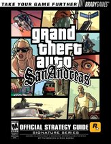 """""""Grand Theft Auto San Andreas"""" Official Strategy Guide"""