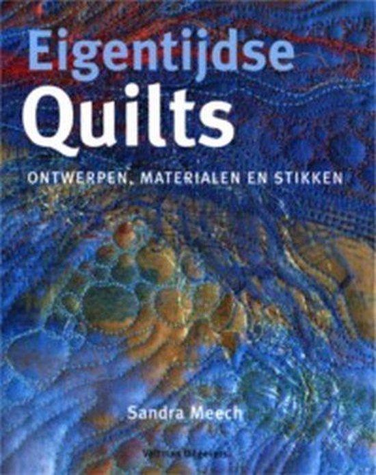 Eigentijdse quilts - S. Meech   Fthsonline.com