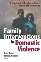 Omslag Family Interventions in Domestic Violence