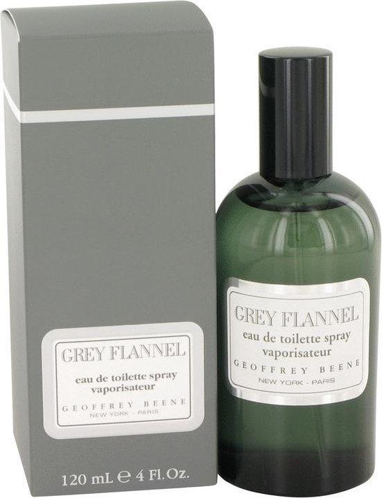 Geoffrey Beene - GREY FLANNEL edt vaporizador 120 ml - Geoffrey Beene