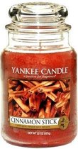 Yankee Candle Large Jar Geurkaars - Cinnamon Stick
