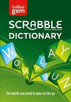 Collins Scrabble Dictionary Gem Edition