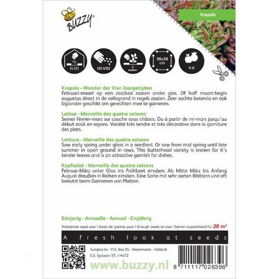 Buzzy® Kropsla Wonder der Vier Jaargetijden