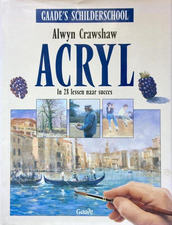 Acryl - Alwyn Crawshaw   Fthsonline.com