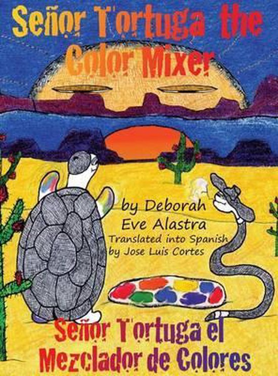 Senor Tortuga the Color Mixer