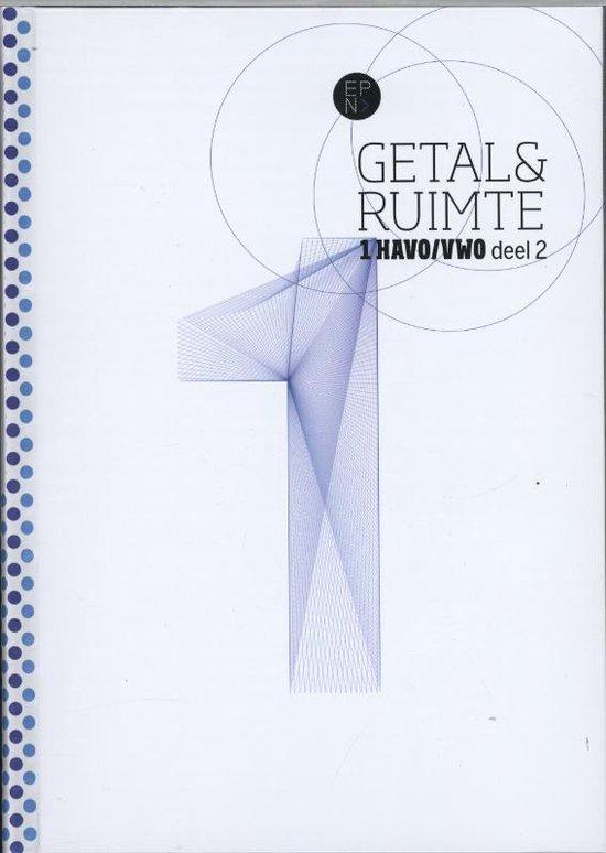 Getal & ruimte/ 1 havo/vwo deel 2 / deel leerboek - none |