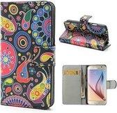 Samsung Galaxy S6 Portemonnee Hoesje Case Meteor