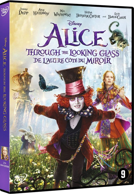 Movie - Alice Through The..
