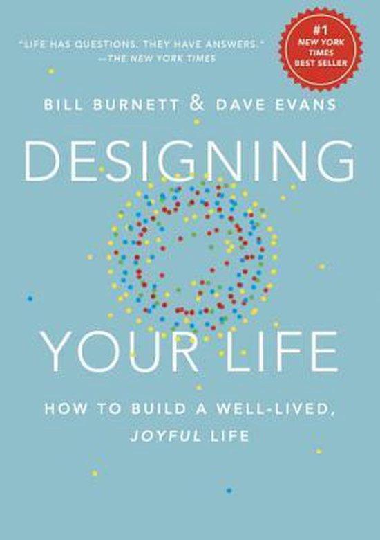 Boek cover Designing Your Life van Bill Burnett (Paperback)