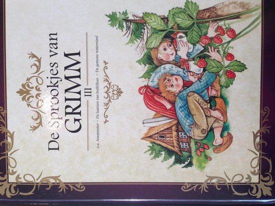 De Sprookjes van GRIMM deel lll - Vladimír Hulpach | Readingchampions.org.uk