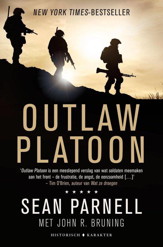 Outlaw Platoon - Sean Parnell |