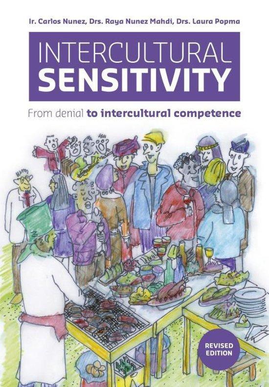 Boek cover Intercultural Sensitivity van Carlos Nunez (Paperback)