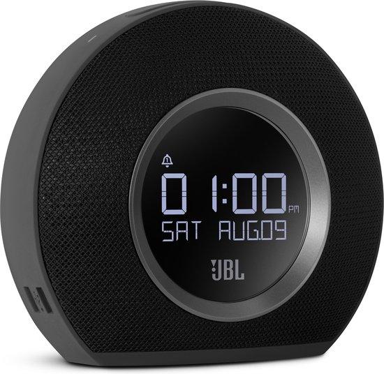 JBL Horizon - Bluetooth Wekkerradio - Zwart
