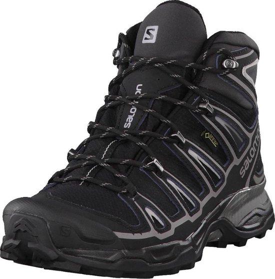 Salomon X Ultra Mid 2 GTX Schoenen Heren grijs/zwart Maat 46