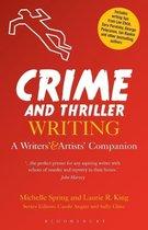 Omslag Crime and Thriller Writing