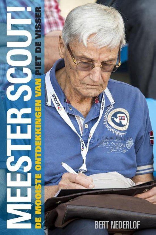 Boek cover Meesterscout! van Bert Nederlof (Paperback)