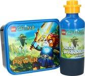 Lego Ninjago Drinkfles - Blauw