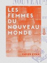 Omslag Les Femmes du Nouveau Monde