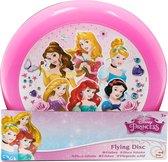 Disney Princess flying disc - 23,5 cm - Disney Prinsessen frisbee