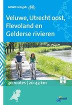 ANWB fietsgids 4 - Veluwe, Utrecht Oost, Flevoland en Gelderse rivieren