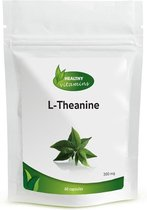 L-Theanine 300 mg - Extra Sterk