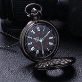 Vintage Zakhorloge Z0182 - Zwart