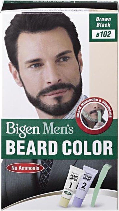 Bigen Men's Beard Color