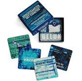 Krachtkaarten Met Caracter | Blij Met Mij - coachkaarten/inzichtkaarten/affirmatiekaarten