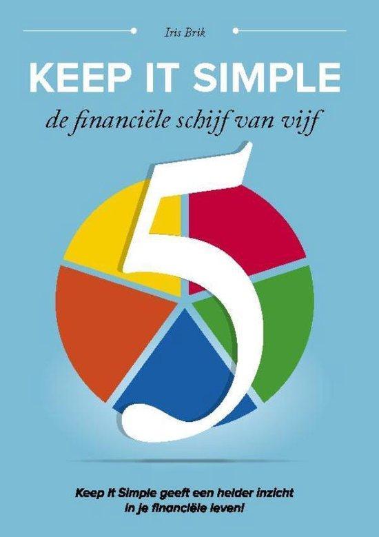 Cover van het boek 'Keep it simple'