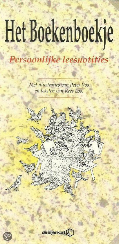 Het boekenboekje - K. Los |