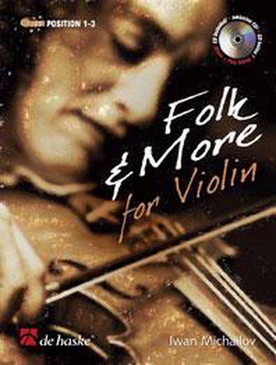 Folk More for Violin - I. Michailov |