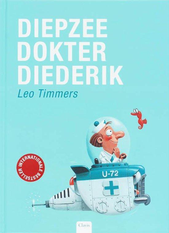 Clavisje - Diepzeedokter Diederik - Leo Timmers |