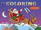 Super coloring kerst