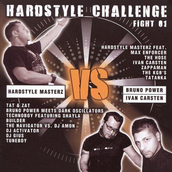 Hardstyle Challenge, Vol. 1