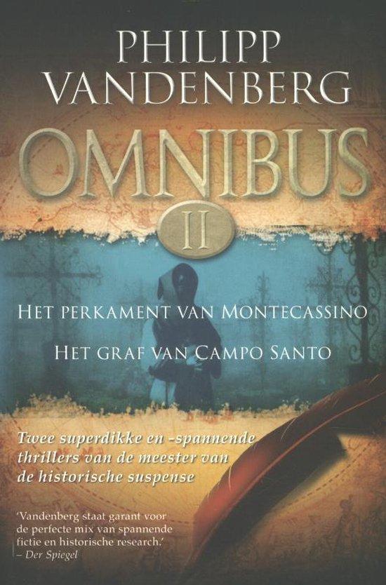 Het perkament van Montecassino ; Het graf van Campo Santo - Philipp Vandenberg pdf epub