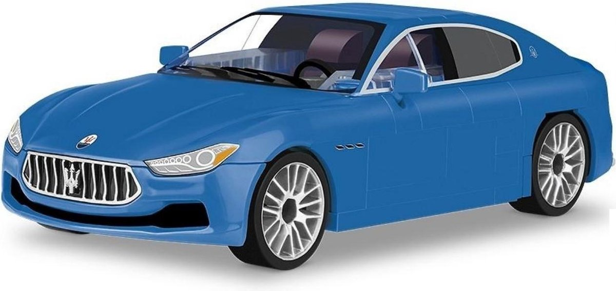 Cobi Maserati Ghilbi