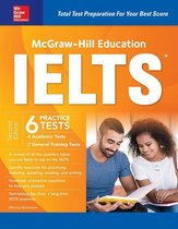 Boek cover McGraw-Hill Education IELTS, Second Edition van Monica Sorrenson