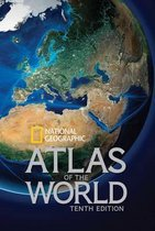 Boek cover National Geographic Atlas of the World, Tenth Edition van National Geographic