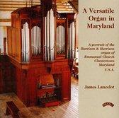 A Versatile Organ in Maryland