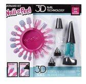 Nail-a-Peel Starter Kit- Mermaid Kit