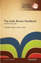 Boek cover The Little, Brown Handbook, Global Edition van Jane Aaron (Paperback)