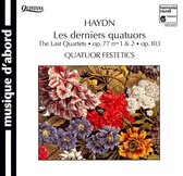 Haydn: The Last Quartets, Op. 77 Nos. 1&2, Op. 103