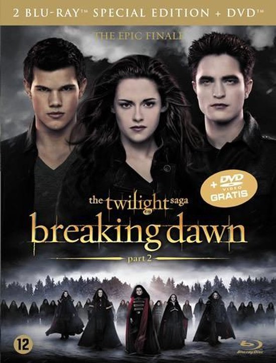 The Twilight Saga: Breaking Dawn - Part 2 (Blu-ray)