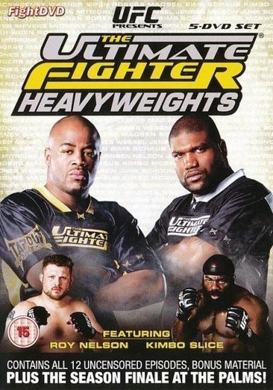 Cover van de film 'UFC - The Ultimate Fighter: Heavyweights ('