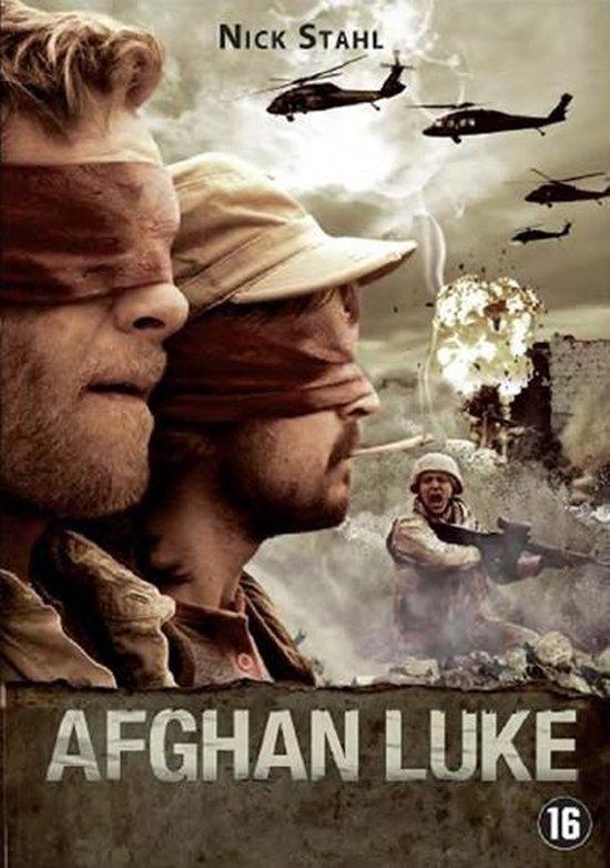 Cover van de film 'Afghan Luke'