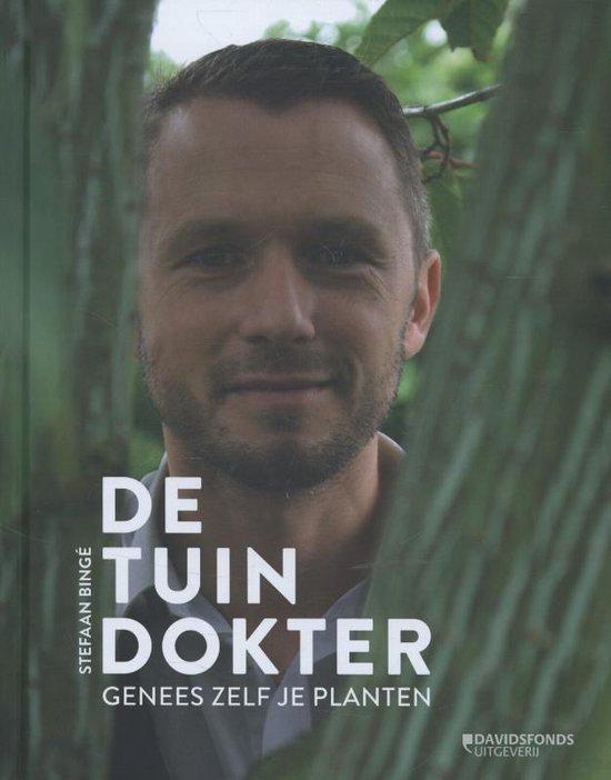 Cover van het boek 'De tuindokter'