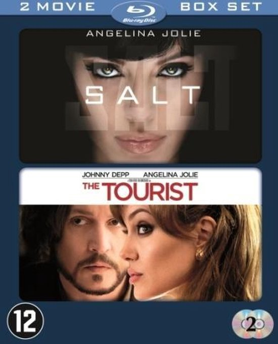 Cover van de film 'Salt/The Tourist'